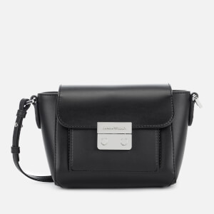 Emporio Armani Women's Small Cross Body Bag - Black