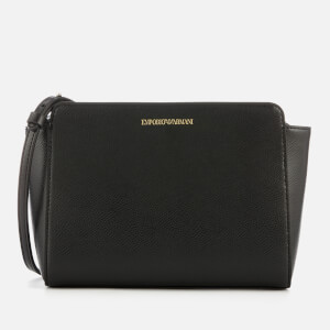 Emporio Armani Women's Frida Cross Body Bag - Black
