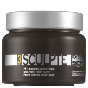 L'Oreal Professionnel Homme Sculpting Fibre Paste
