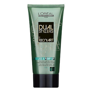 L'Oreal Professionnel Dual Stylers Liss & Push Up Gel Cream