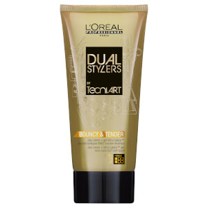 L'Oreal Professionnel Dual Stylers Bouncy & Tender Gel Cream