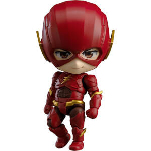 DC Comics Justice League Nendoroid The Flash Action Figure 10cm