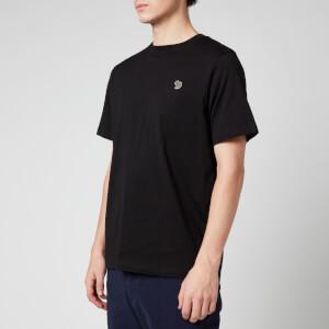 PS Paul Smith Men's Zebra Logo Regular Fit T-Shirt - Black