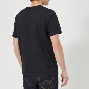PS Paul Smith Men's Short Sleeve Regular Fit Circle T-Shirt - Dark Navy: Image 2