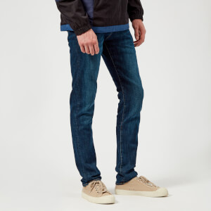 PS Paul Smith Men's Tapered Fit Jeans - Dark Wash
