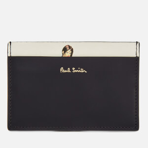 Paul Smith Men's Naked Lady Credit Card Case - Black