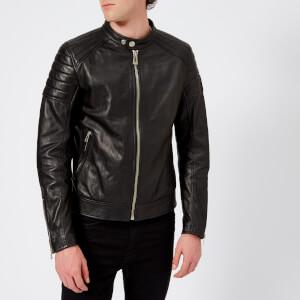 Belstaff Men's Northcott Leather Jacket - Black