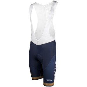 Aqua Blue Bibshorts