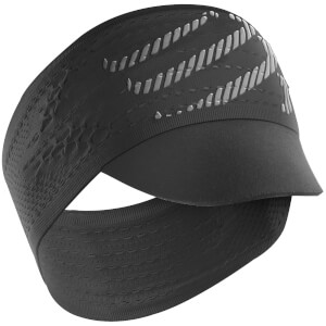 Compressport Cycling Headband - Black