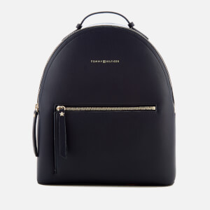 Tommy Hilfiger Women's Iconic Tommy Backpack - Navy