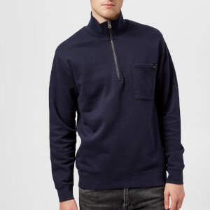 Edwin Men's Popover Sweatshirt - Navy