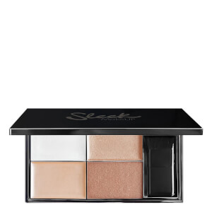 Sleek MakeUP Highlighting Palette paleta rozświetlaczy – Precious Metals 9 g