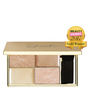 Палетка хайлайтеров Sleek MakeUP Highlighting Palette - Cleopatras Kiss 20 г