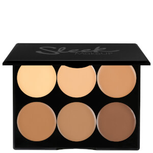 Sleek MakeUP set in crema per contouring - medio 12 g