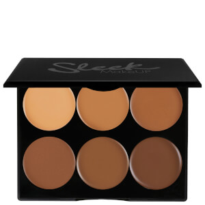 Sleek MakeUP Cream Contour Kit zestaw do konturowania – Dark 12 g