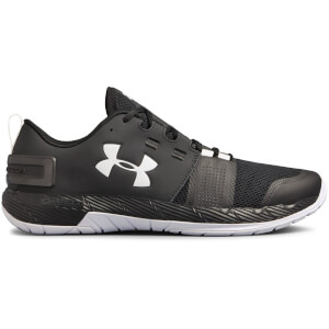 Under Armour Men's Commit X NM Training Shoes - Black/White