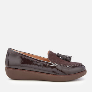 FitFlop Women's Paige Moccasin Loafers - Berry