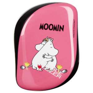 Tangle Teezer Compact Hair Styler – Moomin Pink