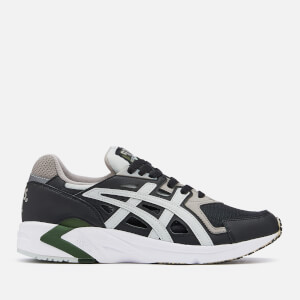 Asics Lifestyle Men's Gel-DS Trainer Og Trainers - Black/Glacier Grey
