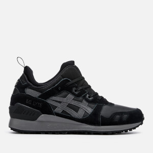 Asics Lifestyle Men's Gel-Lyte Mt Trainers - Black/Dark Grey