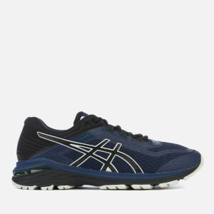 Asics Running Men's GT-2000 6 Trail Plasmaguard Trainers - Peacoat/Black