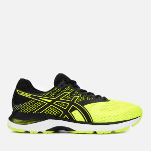 Asics Running Men's Gel-Pulse 10 Trainers - Flash Yellow/Black