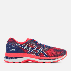 Asics Running Women's Gel-Nimbus 20 Trainers - Blue Print