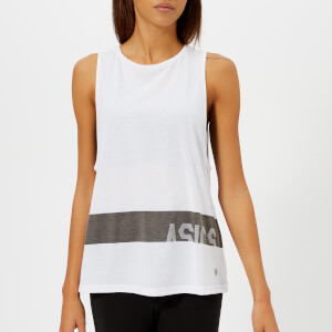 Asics Women's Power Tank Top - Brilliant White