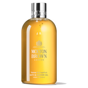 Gel de baño y ducha Vetiver & Grapefruit de Molton Brown 300 ml
