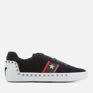 Ash Women's Neo Suede Low Top Trainers - Black