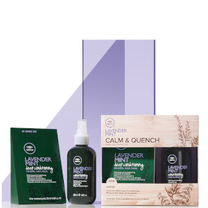 Paul Mitchell Lavender Mint Take Home Kit (Worth £37.90)