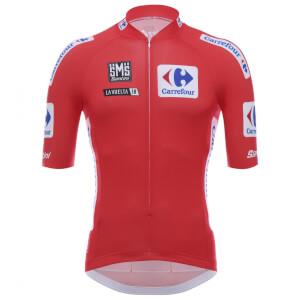 Santini La Vuelta 2018 Leaders Jersey - Red