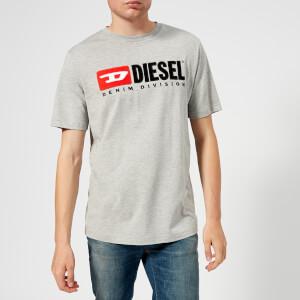Diesel Men's Just Division T-Shirt - Grey