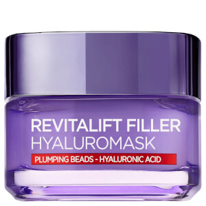L'Oreal Paris Revitalift Filler Hyaluronic Anti Ageing Mask 50ml