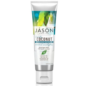 JASON Simply Coconut Refreshing Coconut Eucalyptus Toothpaste 119g