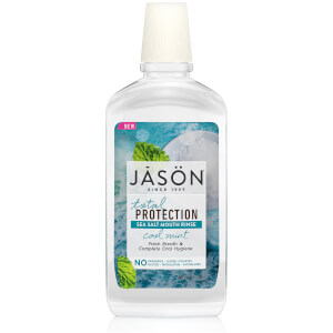 JASON Sea Salt Mouthwash -suuvesi 474ml