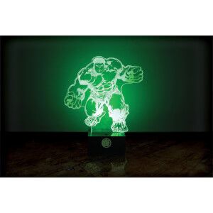 Marvel Avengers Hulk Light