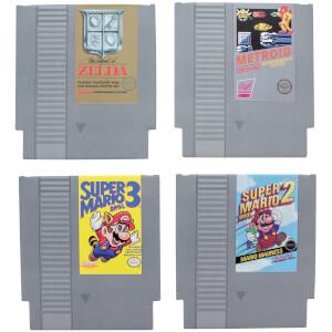 Nintendo NES Spielkassetten Untersetzer