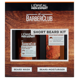 L'Oreal Men Expert Short Hair Barberclub Collection Gift Set for Him