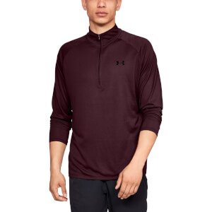 Under Armour Tech Fleece - Maroon