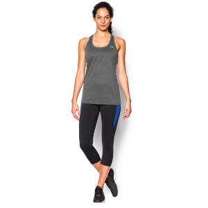 Under Armour Women's Tech Tank Top - Carbon