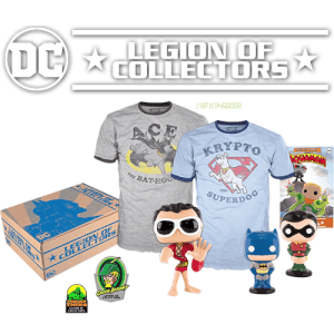 DC Comics Legion of Collector's Box - Legacy