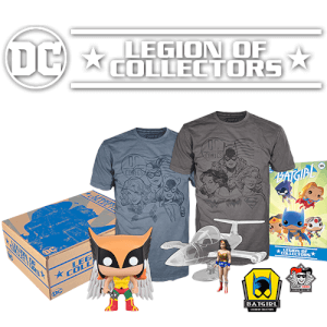 DC Comics Legion of Collector's Box - Women of DC