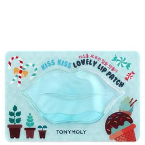 TONYMOLY Kiss Kiss Lovely Lip Patch - Mint