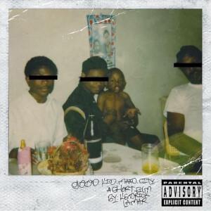Kendrick Lamar - good kid, m.A.A.d city LP