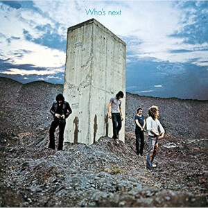 The Who - Who's Next 12 Inch LP