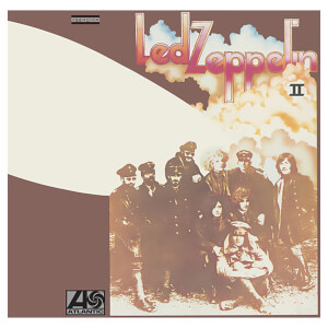 Led Zeppelin II - Vinyl