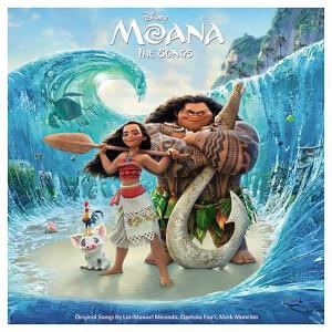 Moana/O.S.T. Vinyl