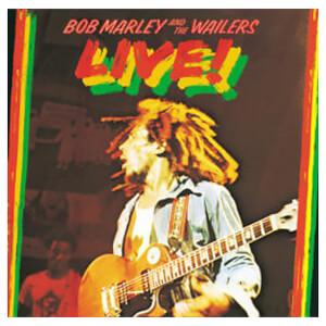 Bob Marley - Live! - Vinyl