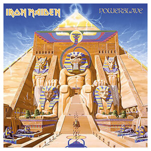 Iron Maiden - Powerslave - Vinyl